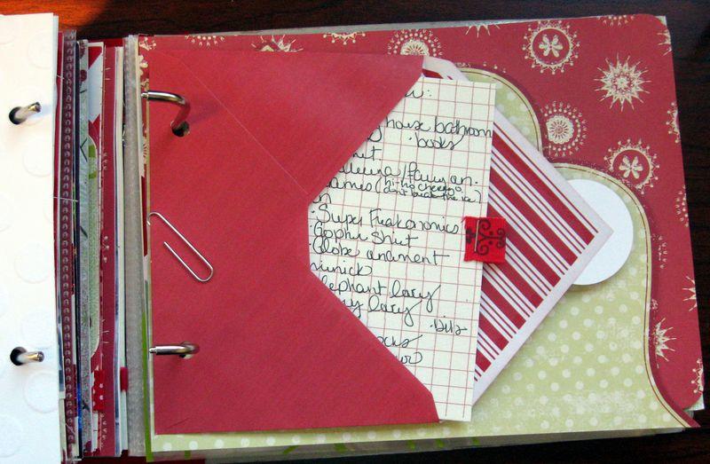 Dec 18 - Envelope