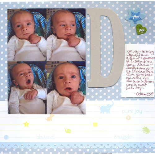 Many Faces of Dominick