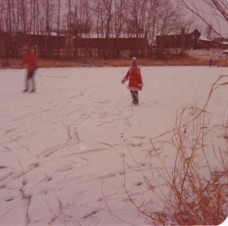 Cat Skating EP Pond Jan 1981