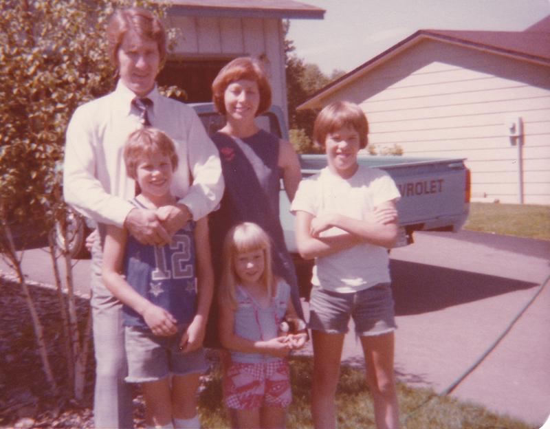 Cornett Family 1978 EP